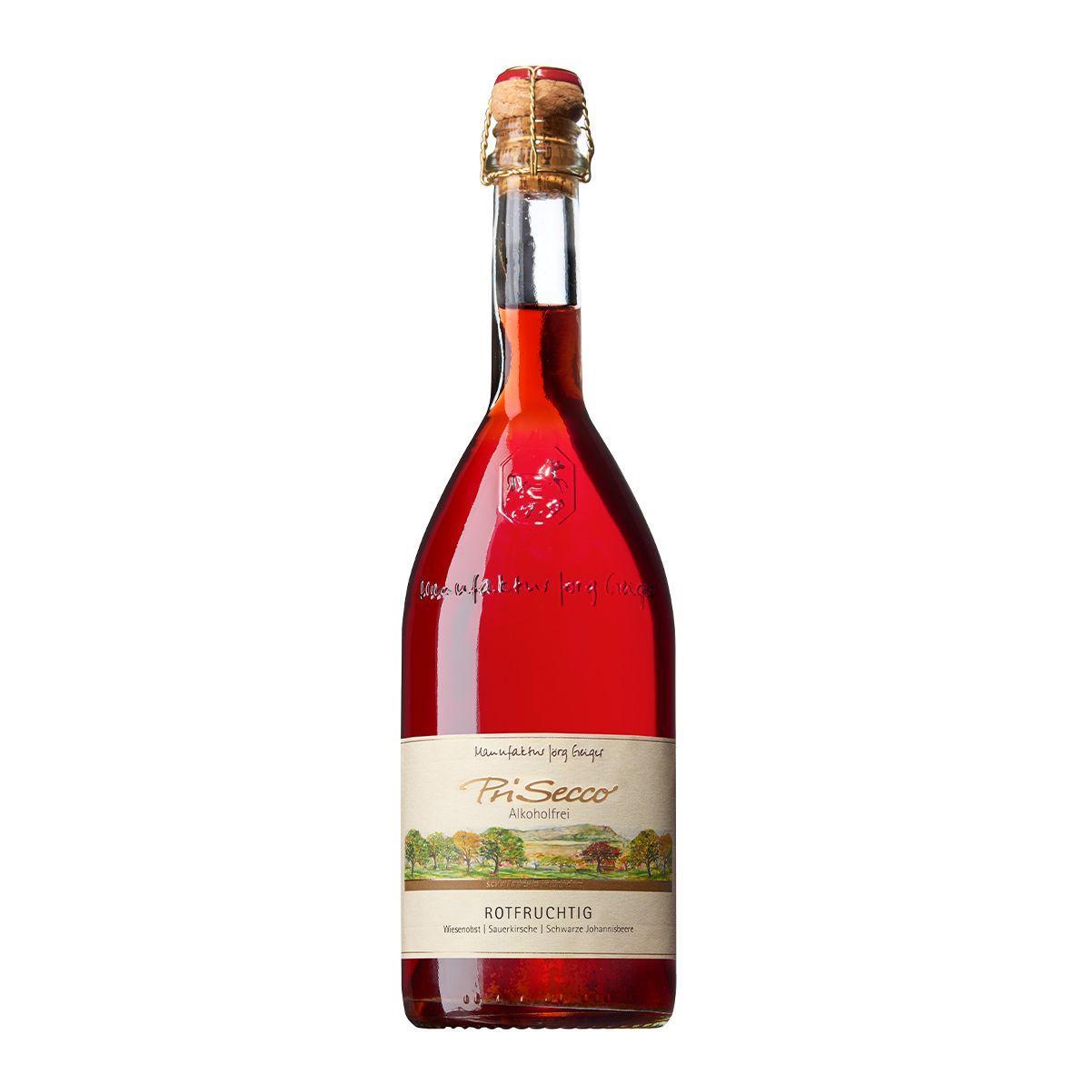"""""""Rotfruchtig"""" - alkoholfrei"""
