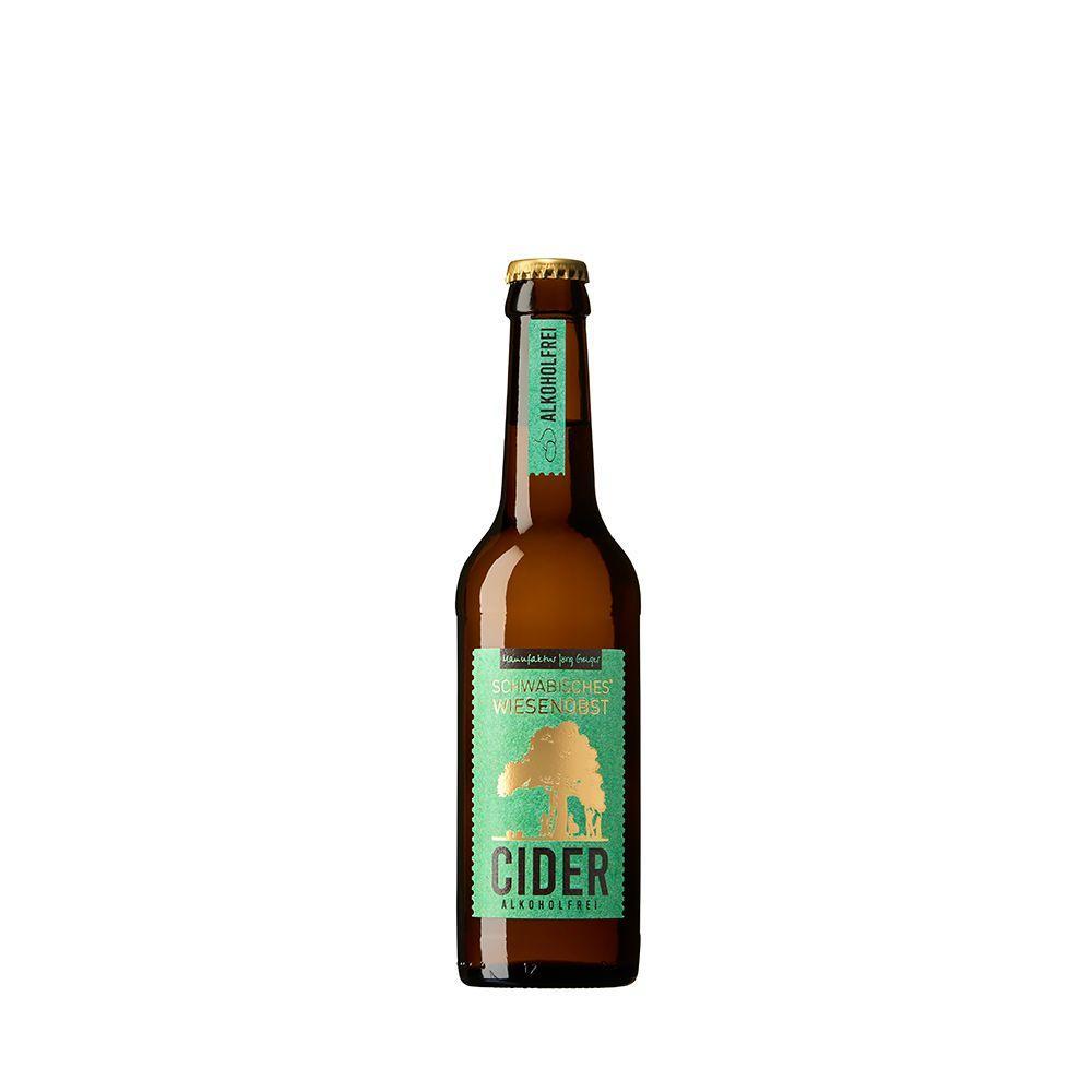 WiesenObst - Cider - Alkoholfrei