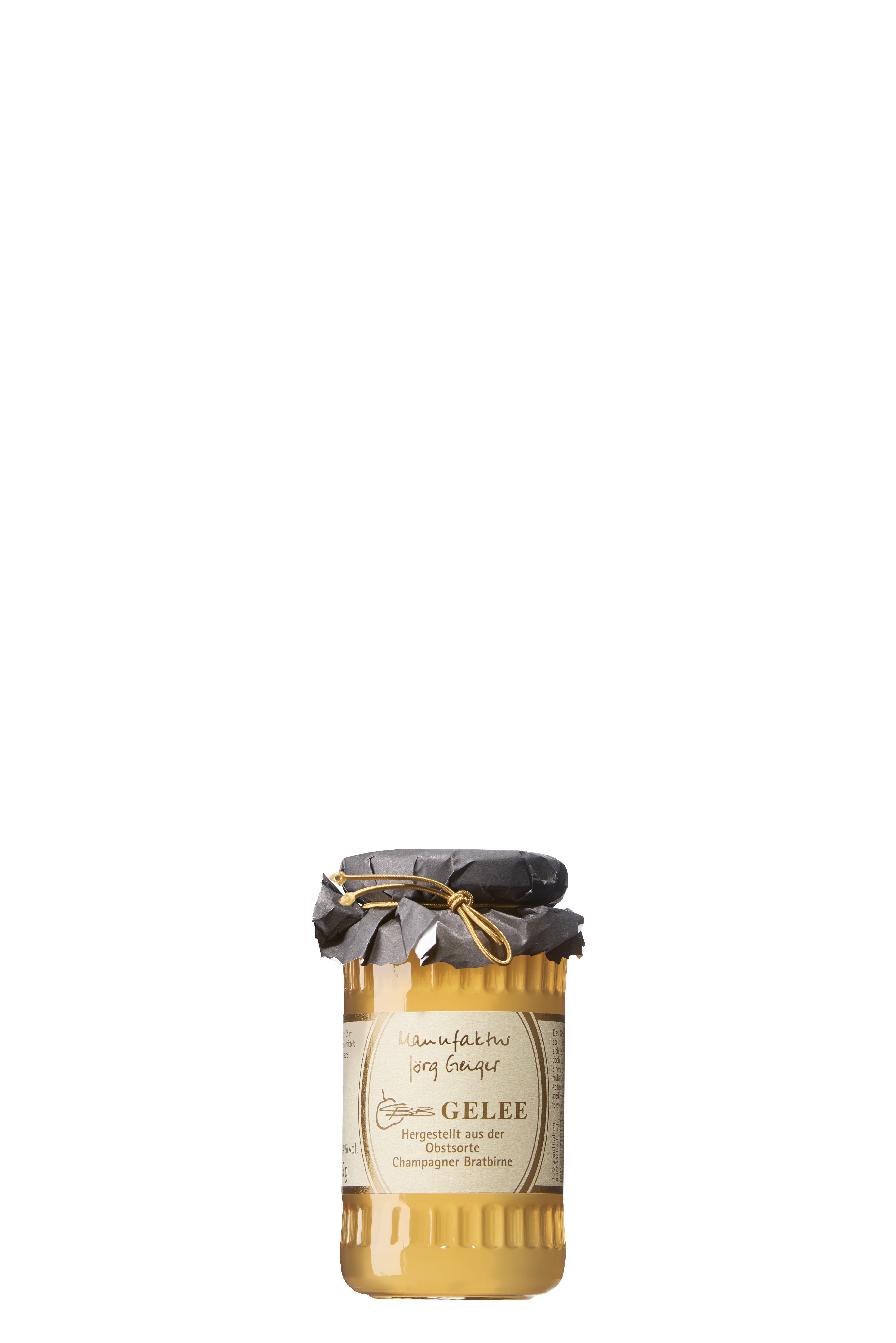 Gelee aus der Champagner Bratbirne 225g