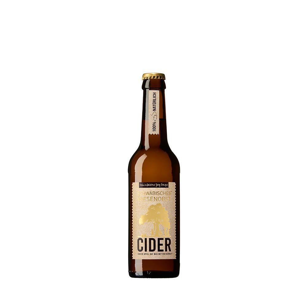 WiesenObst - Cider - feinherb