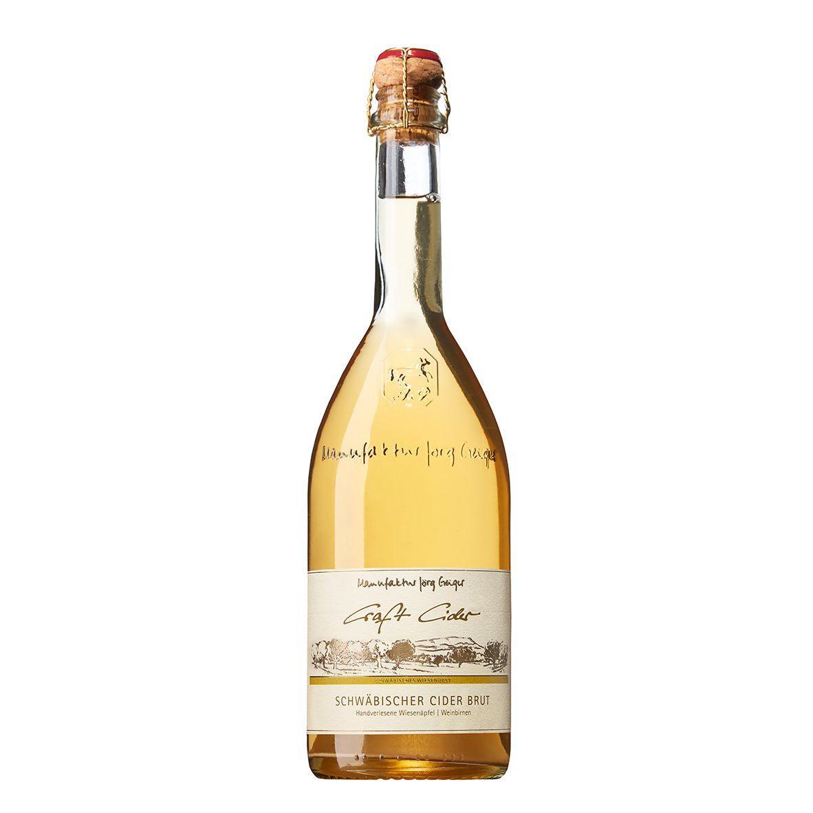 Schwäbischer Cider brut - CC 0,75l