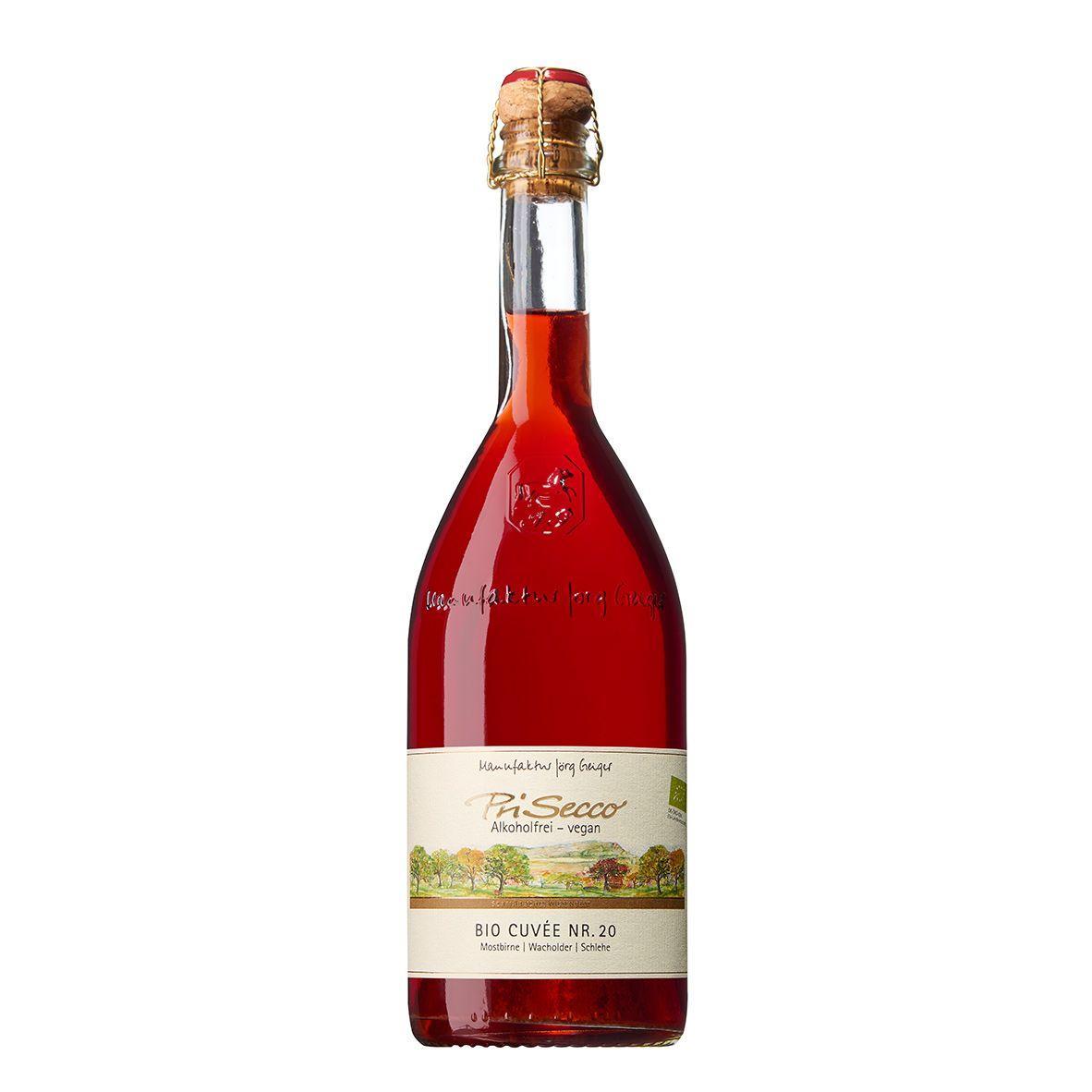 """Bio Cuvée Nr. 20"" - alkoholfrei"