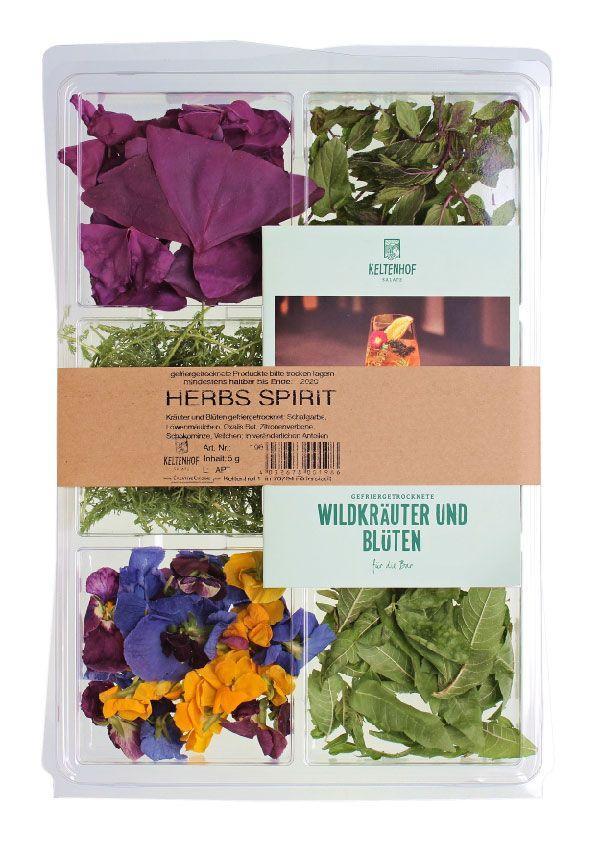 Kräuter und Blütenmischung HERBS SPIRIT