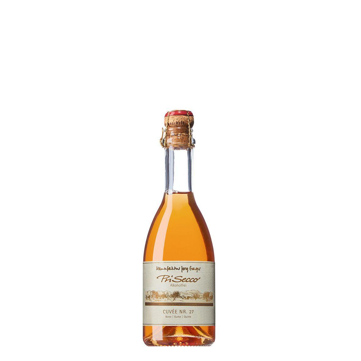"""""""Cuvée Nr.27"""" - alkoholfrei"""