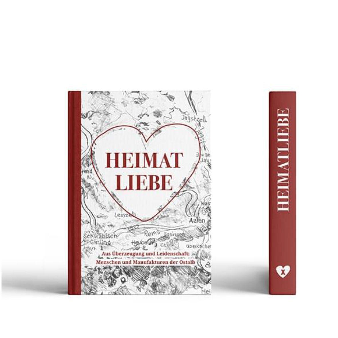 """Buch """"Heimatliebe"""""""