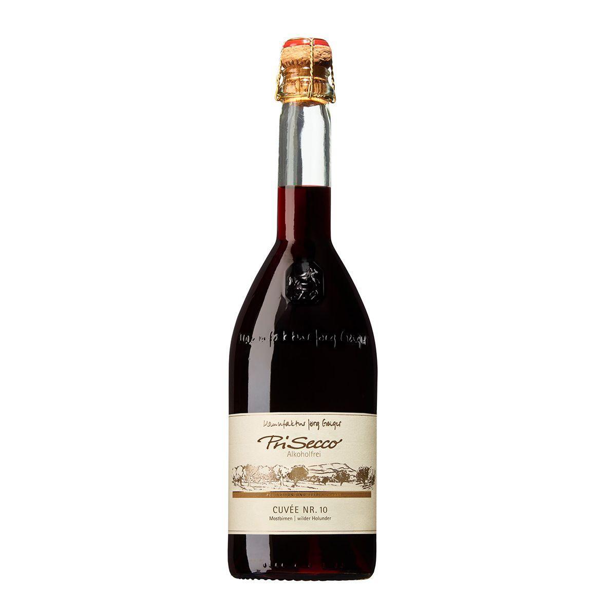 """""""Cuvée Nr.10"""" - alkoholfrei"""