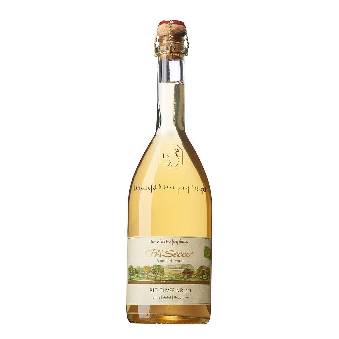 """Bio Cuvée Nr. 21"" - alkoholfrei"